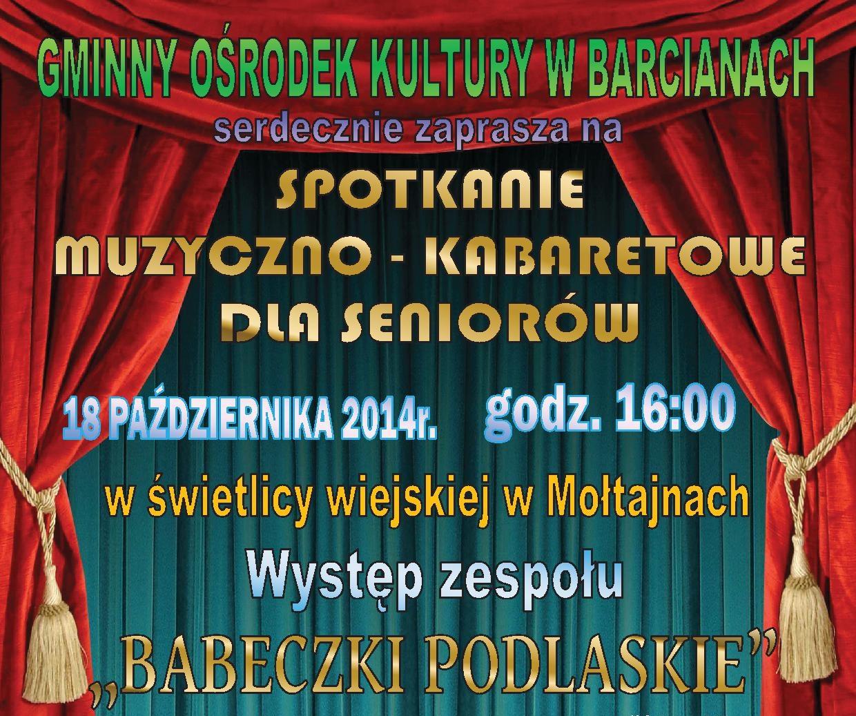 ˝Babeczki Podlaskie˝ w Mołtajnach
