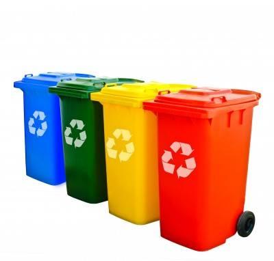 Harmonogram wywozu  odpadów na sierpień