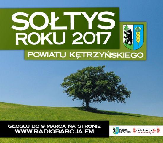 Wybieramy Sołtysa Roku 2017 Powiatu Kętrzyńskiego