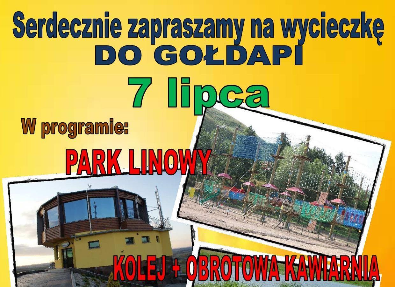 Wycieczka do Gołdapi